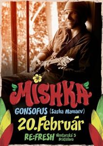 Mishka poster